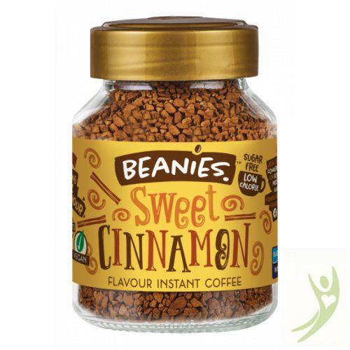 Beanies Instant kávé Sweet Cinnamon - Édes fahéjas süti 50 g