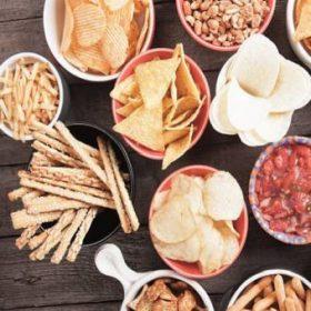 Sós Snackek - Chips, ropi, rágcsálnivalók