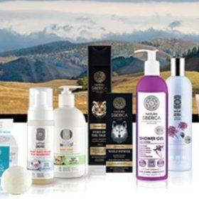 Natura Siberica kozmetikumok