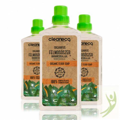 CleanEco Organikus felmosószer narancsolajjal 1000 ml