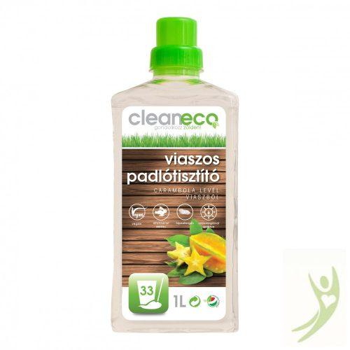 CleanEco Viaszos padlótisztító csillagnövény levél viaszból 1000 ml