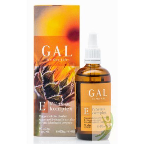 GAL E vitamin komplex cseppek 95 ml