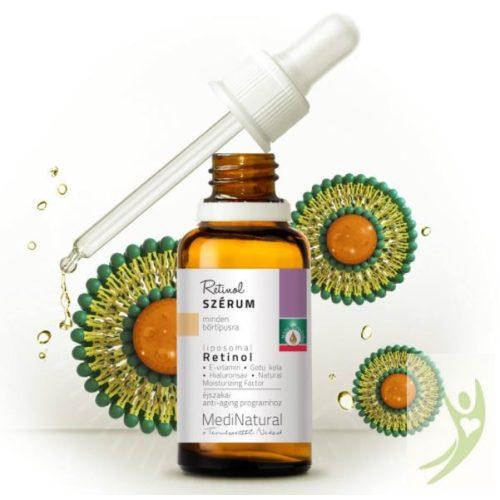 MediNatural Retinol Szérum 30 ml