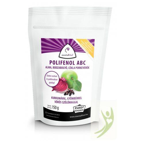 MentalFitol Polifenol ABC - Alma-Bodza-Cékla porkeverék 150 g