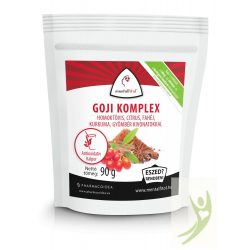 MentalFitol GOJI komplex - Goji bogyó homoktövis italpor 90 g