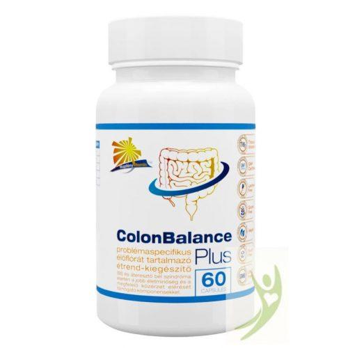 Napfényvitamin ColonBalance Plus problémaspecifikus Probiotikum - Prebiotikus glükomannán rosttal
