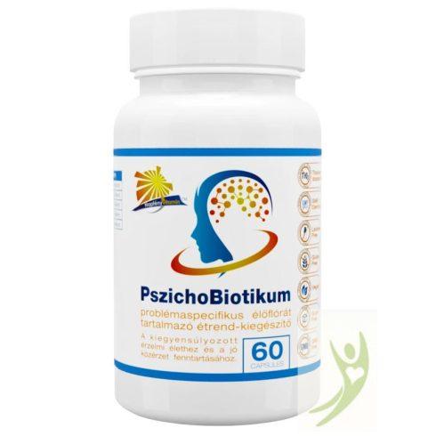 Napfényvitamin PszichoBiotikum problémaspecifikus Probiotikum - Prebiotikus glükomannán rosttal (Szi