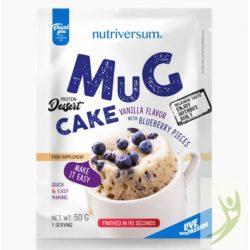 Nutriversum Dessert Mug Cake - Vanília-Áfonya Protein bögrés süti 50 g