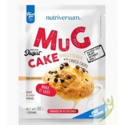 Nutriversum Dessert Mug Cake - Vanília-Étcsoki Protein bögrés süti 50 g