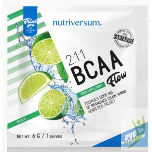 Nutriversum FLOW 2:1:1 BCAA Mojito 6 g
