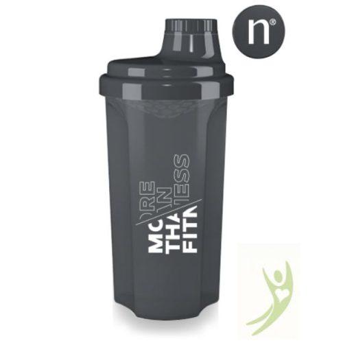 Nutriversum DARK Shaker - More than Fitness 500 ml
