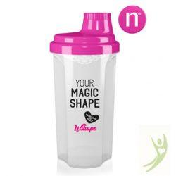 Nutriversum Wshape Shaker 500 ml
