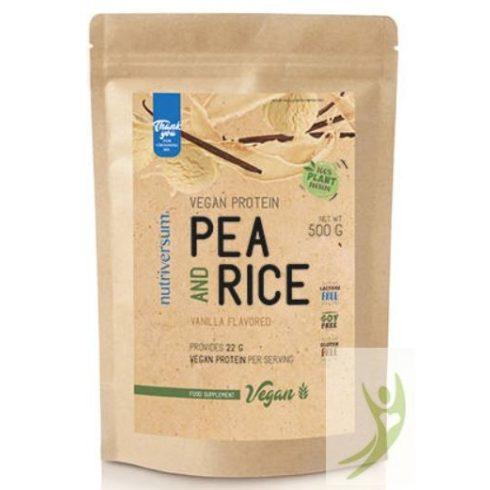 rizs borsó étrendon
