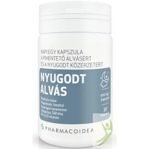 Pharmacoidea Nyugodt alvás 30 db