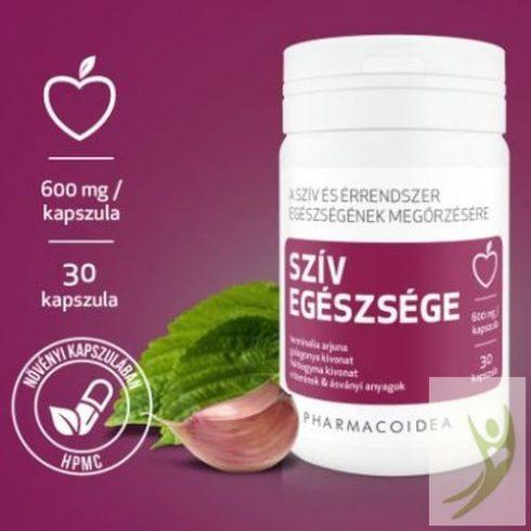 Pharmacoidea SZÍV Egészsége 30 db