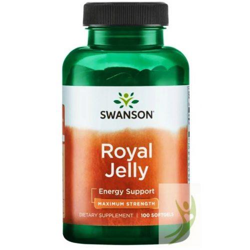 Swanson Royal Jelly Méhpempő 100 db
