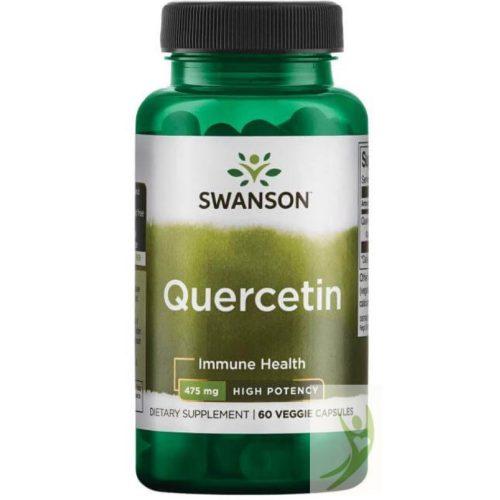 Swanson Quercetin (gluténmentes) 60 db