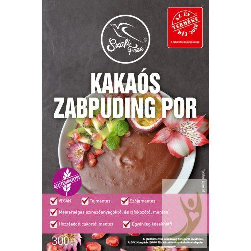 Szafi Free Kakaós Zabpuding por 300 g