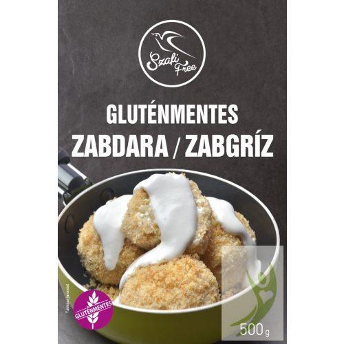 Szafi Free Gluténmentes zabdara zabgríz 500 g