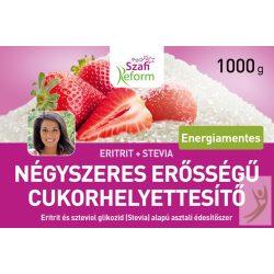 Szafi Reform Négyszeres erősségű cukorhelyettesítő 1000 g