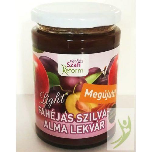 Szafi Reform Light fahéjas szilva - alma lekvár (sütésálló) 350 g