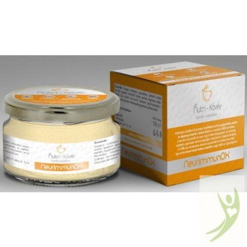 NeurimmunOX Nutri Kávé - Gyógynövény-Gomba-Tápanyag keverék Kollagénnel és Freyagena rostkomplex-szel 108 g
