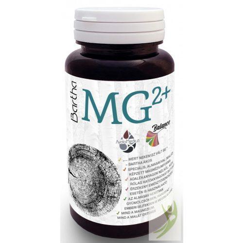 AvaloMedica Bartha MG2+ Magnézium-malát 80 db