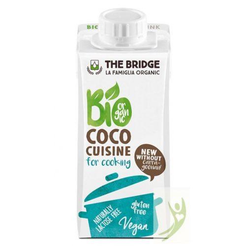 The Bridge Bio Gluténmentes Kókuszkrém főzéshez 200 ml
