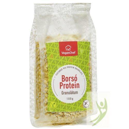 VeganChef Texturált Borsófehérje granulátum (húspótló) 100 g
