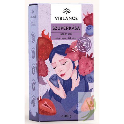 Viblance Szuperkása - Berry Mix Zabkása 400 g