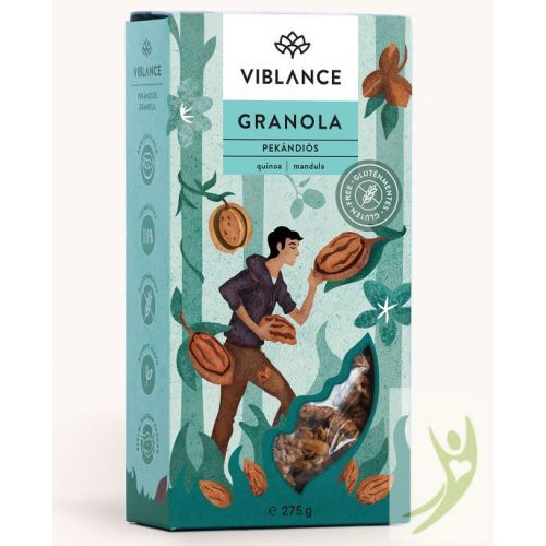 Viblance Granola - Pekándiós 275 g