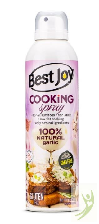 Best Joy Cooking spray Garlic - Fokhagymás olaj spray 250 ml