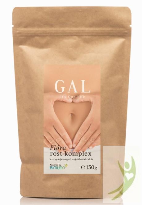 GAL BIMUNO Flóra rost-komplex Bélflóra regeneráló 150 g